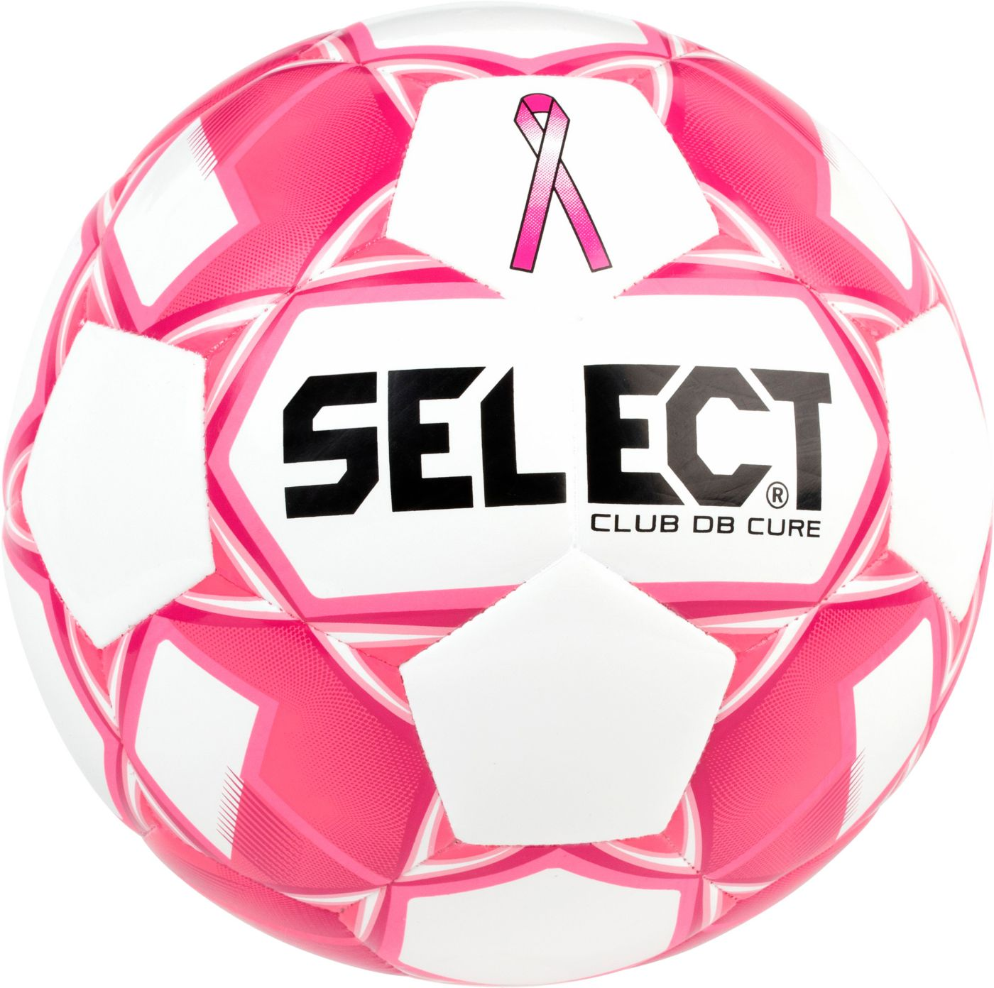 Select Club DB Cure Soccer Ball