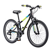 Schwinn Boys' Breaker 24'' Mountain Bike