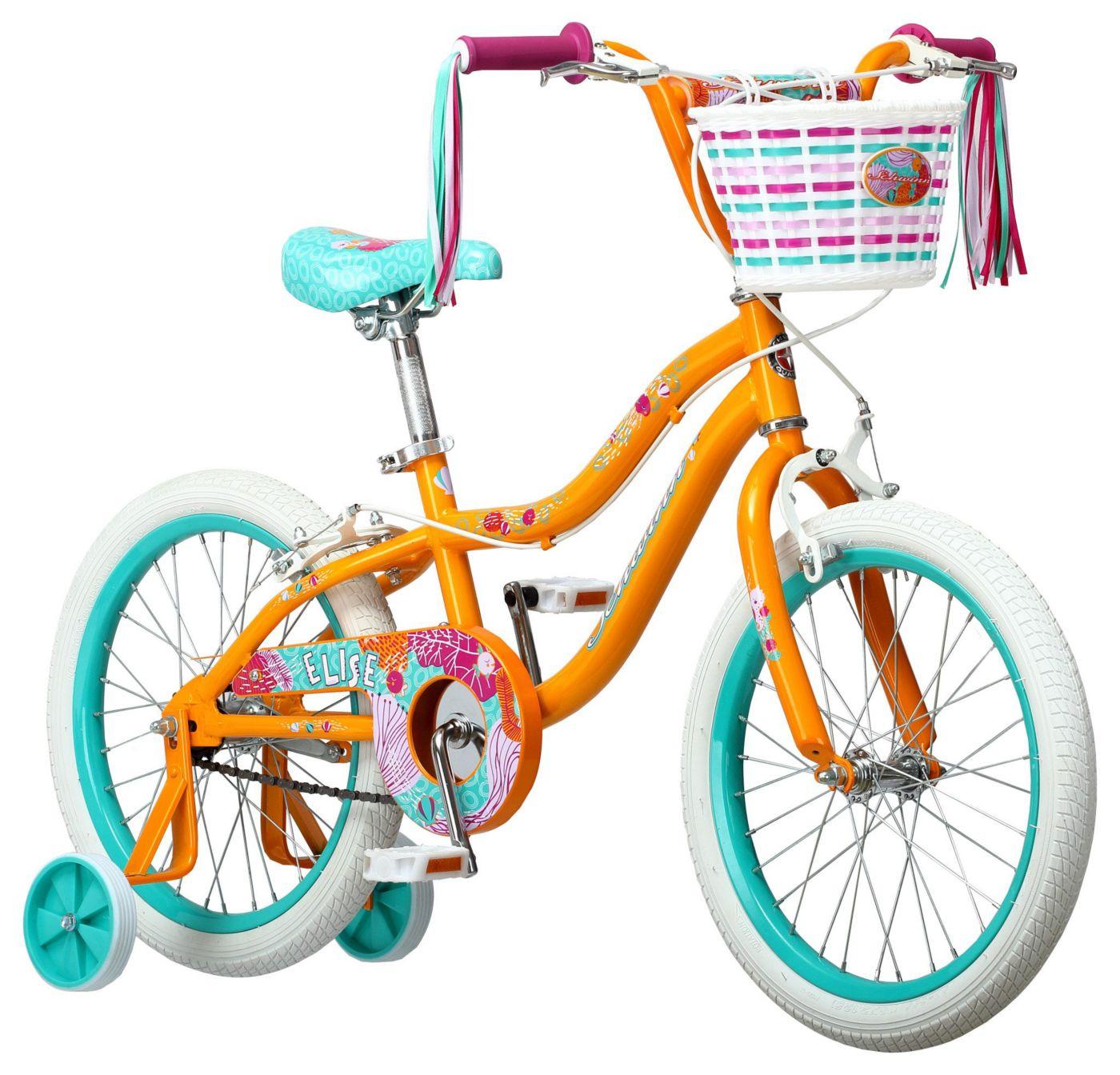 Schwinn Girls' Elise 18'' Bike