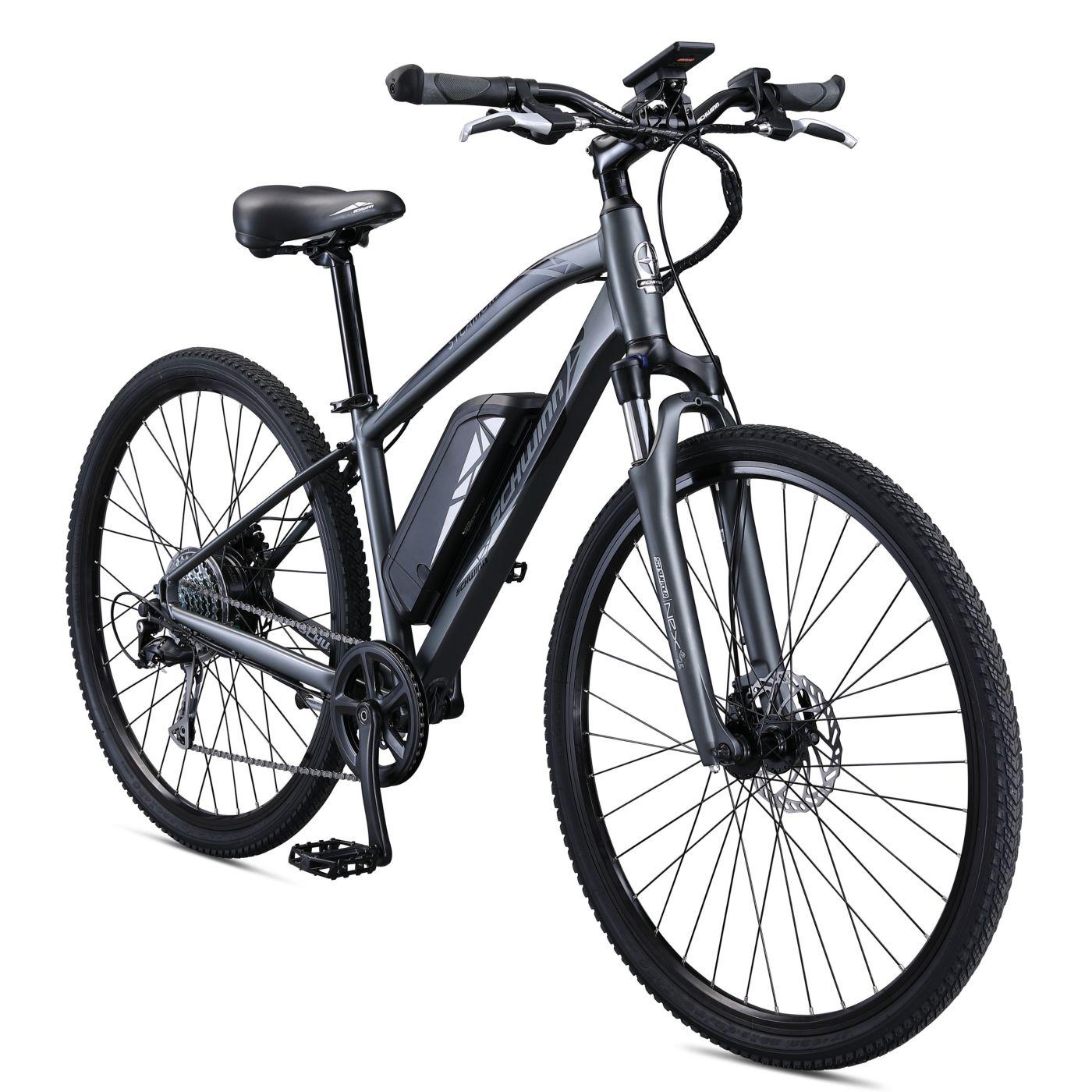 Schwinn Men's E-Sycamore 350W Electric Bike