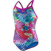 Speedo Women's Flipturns Propel Back Swimsuit