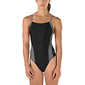 Speedo Women's Launch Flyback-A One Piece Swimsuit
