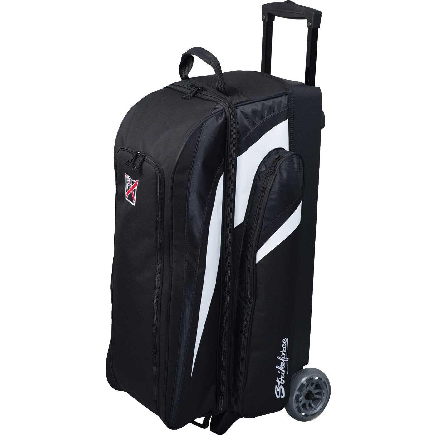 Strikeforce Cruiser Triple Ball Roller Bowling Bag