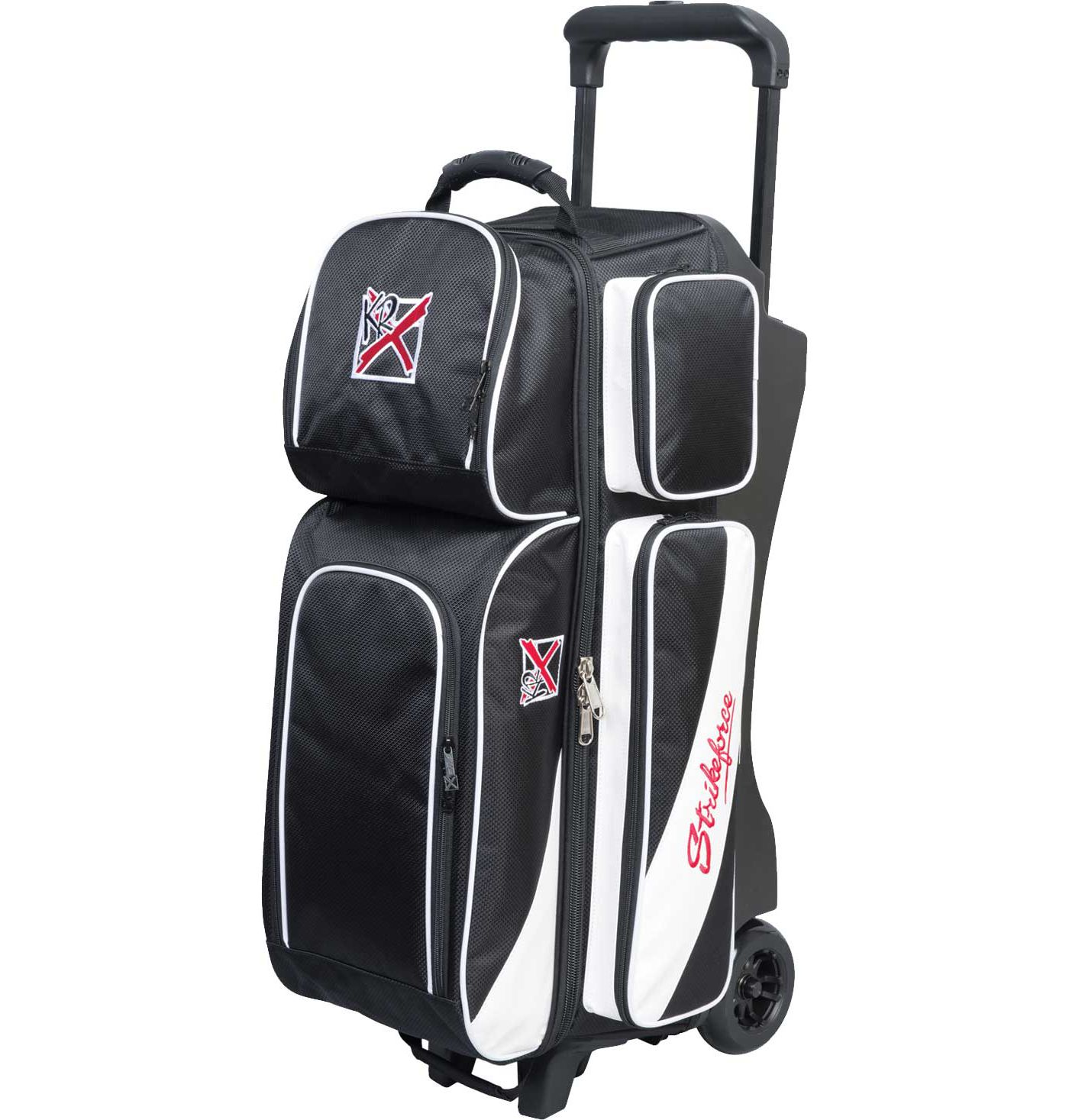 Strikeforce Fast Triple Ball Roller Bowling Bag