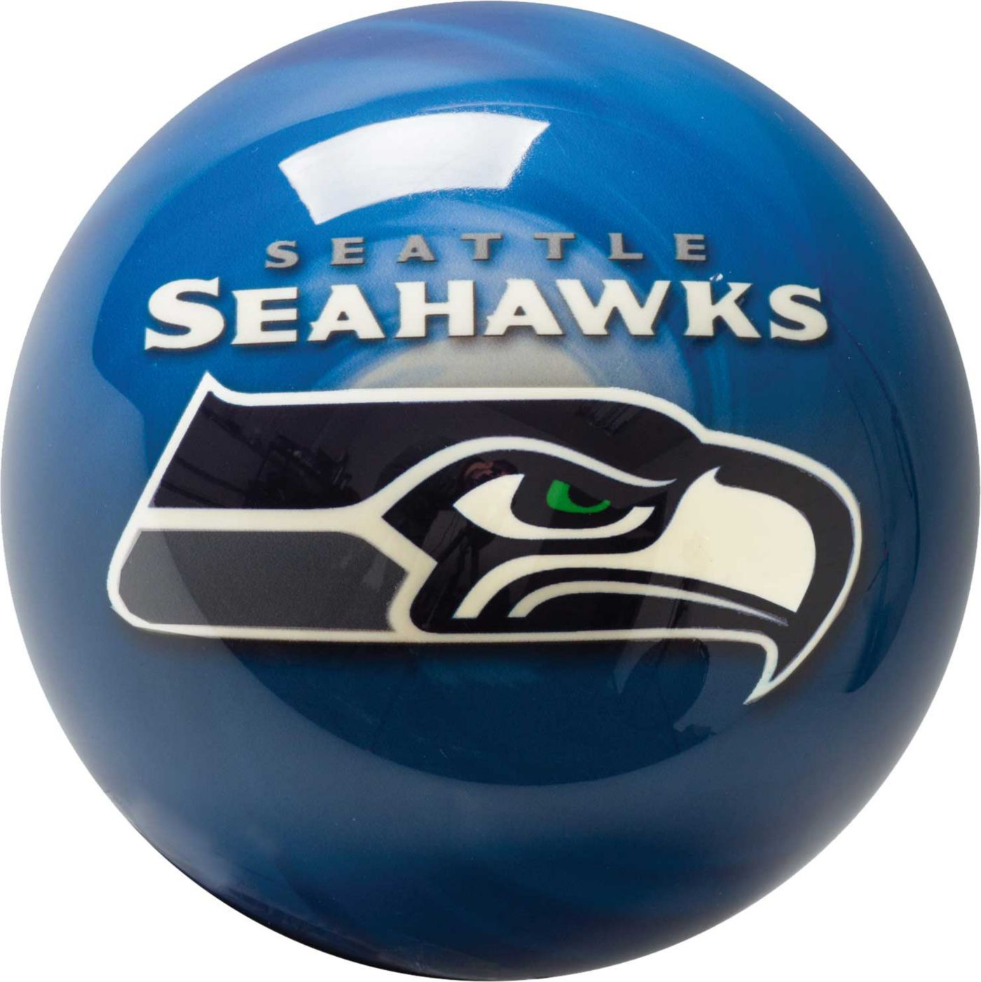 Strikeforce NFL Seattle Seahawks Bowling Ball