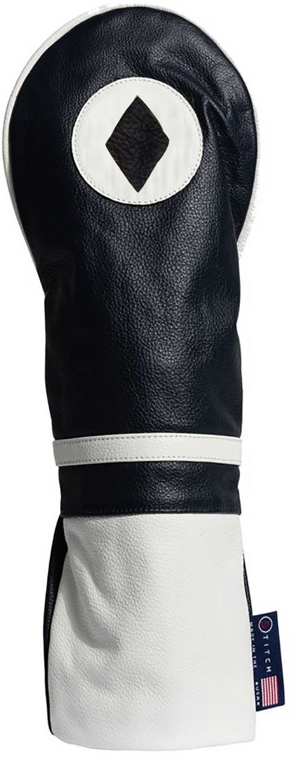 Stitch Golf Roadster Leather Hybrid Headcover