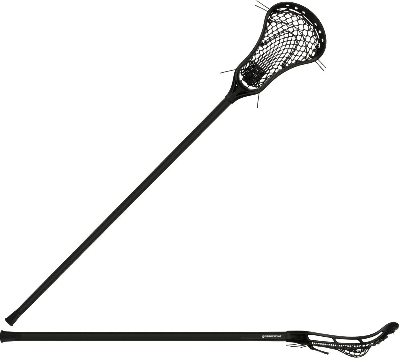 StringKing Women's Complete W on Metal 2W Lacrosse Stick