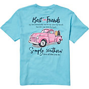 Simply Southern Girls' BFF T-Shirt