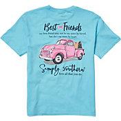 Simply Southern Girls' BFF T-Shirt