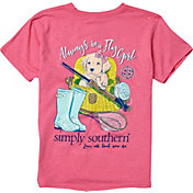 Simply Southern Girls' Fly T-Shirt