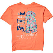 Simply Southern Girls' Hang T-Shirt