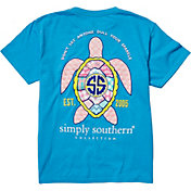 Simply Southern Girls' Sparkle T-Shirt