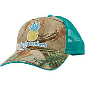 Simply Southern Women's Glitterpine Camo Hat