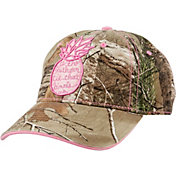 Simply Southern Women's Pinkpine Camo Hat