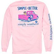 Simply Southern Women's Pick Up Long Sleeve Shirt