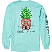Simply Southern Women's Pine Long Sleeve Shirt