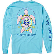 Simply Southern Women's Sparkle Long Sleeve Shirt