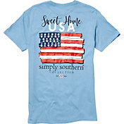 Simply Southern Women's Sweet USA T-Shirt