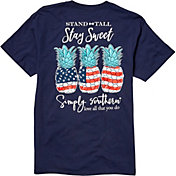 Simply Southern Women's Sweet Home USA T-Shirt