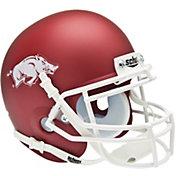 Schutt Arkansas Razorbacks Mini Authentic Football Helmet