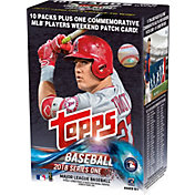 Topps MLB 2018 Series One Trading Card Blaster Box