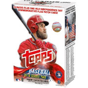 Topps MLB 2018 Series Two Trading Card Blaster Box
