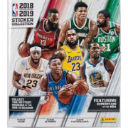 Panini NBA League 2018-19 Sticker Collection Album