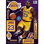 Fathead Los Angeles Lakers LeBron James Wall Decal