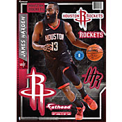 Fathead Houston Rockets James Harden Wall Decal