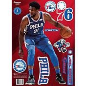 Fathead Philadelphia 76ers Joel Embiid Wall Decal
