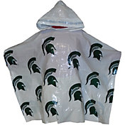 Sport Images Michigan State Spartans Storm Dud Rain Poncho