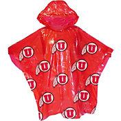 Sport Images Utah Utes Storm Dud Rain Poncho