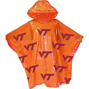 Sport Images Virginia Tech Hokies Storm Dud Rain Poncho