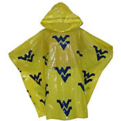 Sport Images West Virginia Mountaineers Storm Dud Rain Poncho