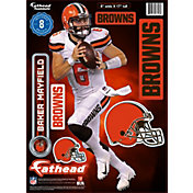 Fathead Cleveland Browns Baker Mayfield Wall Decal