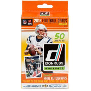 Panini NFL League 2018 Trading Card Hanger Box