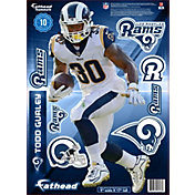 Fathead Los Angeles Rams Todd Gurley Wall Decal