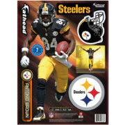 Fathead Pittsburgh Steelers Antonio Brown Wall Decal
