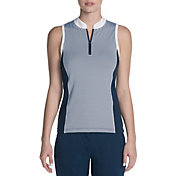 Skechers Women's Go Golf Fairway Sleeveless Golf Polo