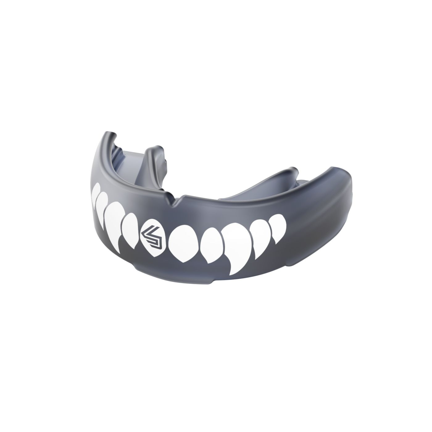 Shock Doctor Adult Fang Strapless Braces Mouthguard