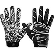 Cutters Adult Game Day Padded Receiver Gloves
