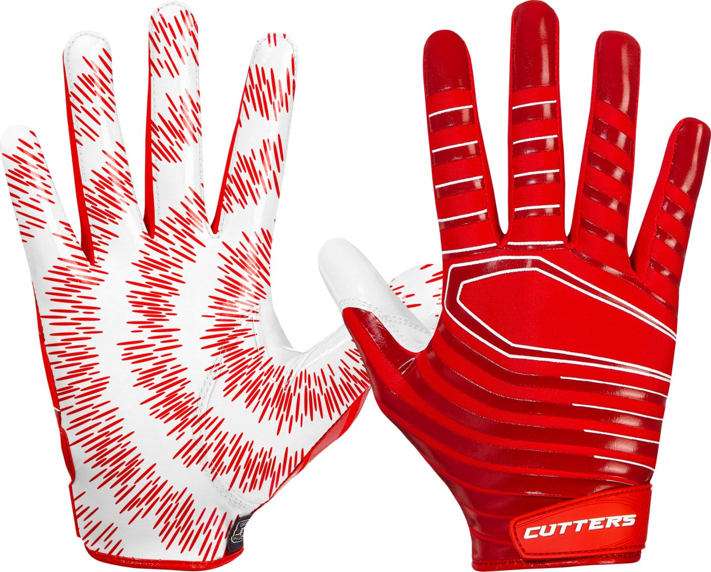 Cutters Adult Rev 3.0 Receiver Gloves