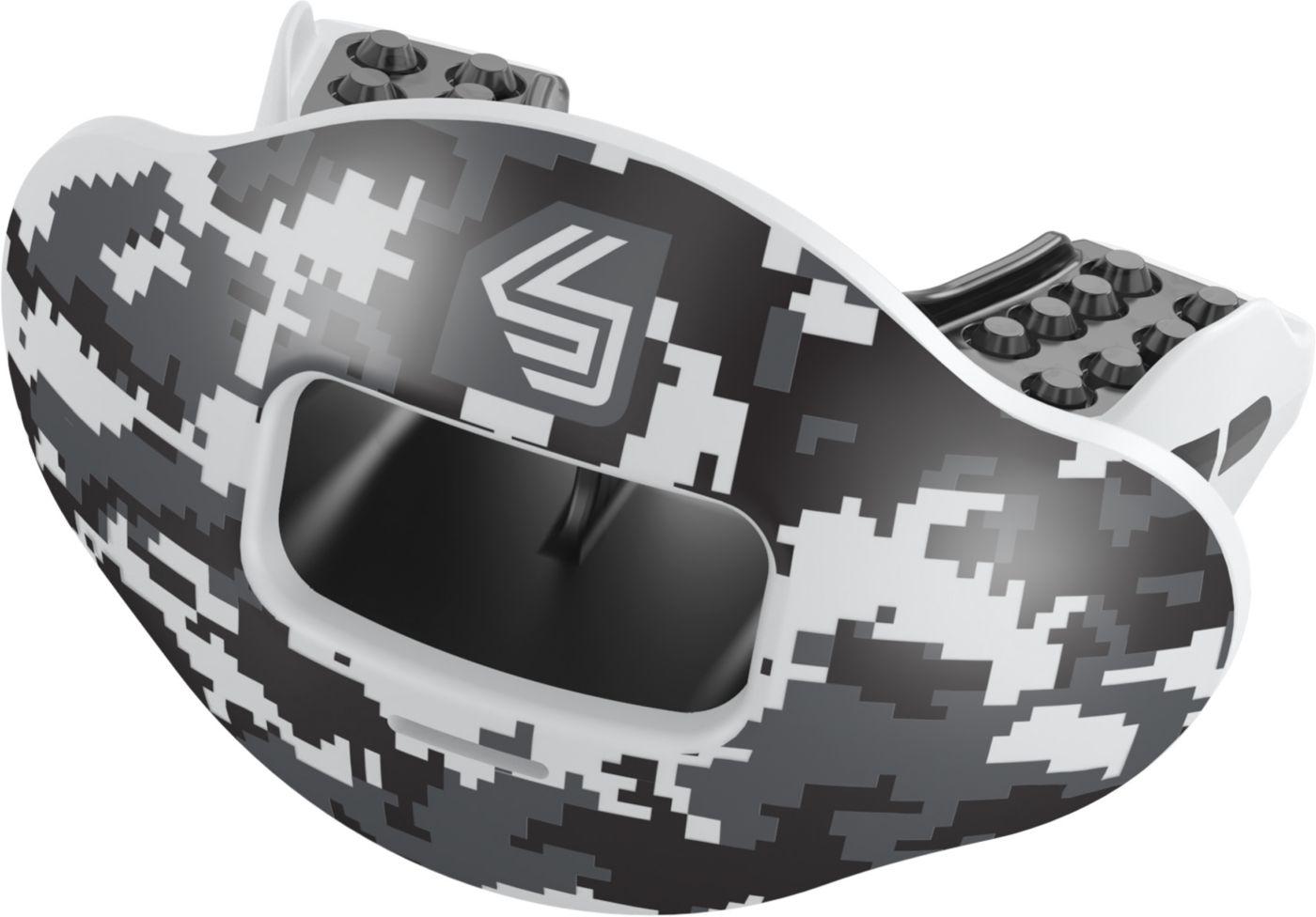 Shock Doctor Max AirFlow 2.0 Camo Convertible Lip Guard