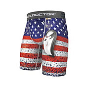 Shock Doctor Youth Core Compression Short with Bioflex Cup