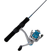 Shakespeare Glacier Ice Spinning Combo