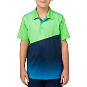 Slazenger Boys' Colorblock Golf Polo