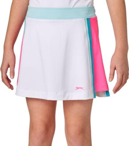 Slazenger Girls' Colorblock Golf Skort