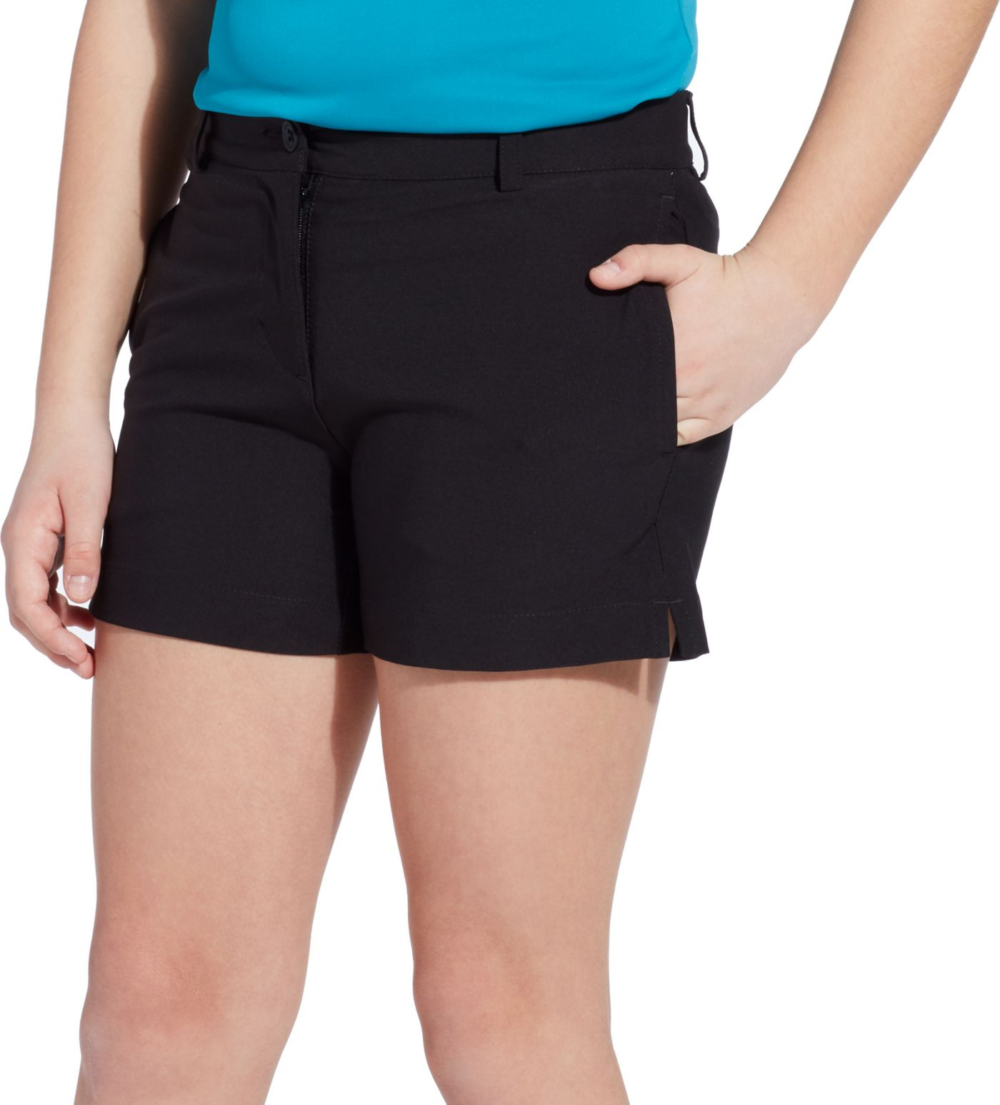 Slazenger Girls' Core Golf Shorts