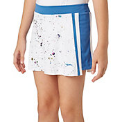 Slazenger Girls' Splatter Paint Golf Skort