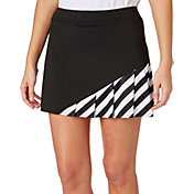 Slazenger Women's Lite Bright Collection Pleated Stripe Golf Skort